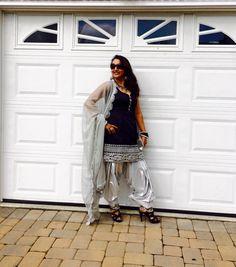 Punjabi Salwar Suits, Patiala Salwar, Lace Skirt, Skirts, Fashion, Moda, La Mode, Skirt