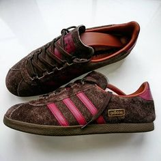 Adidas Trimm Star. Release: 2013.