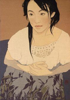 yasunari ikenaga art | ... Graphic Design Firm Alfalfa Studio » Dream Girls of Ikenaga Yasunari