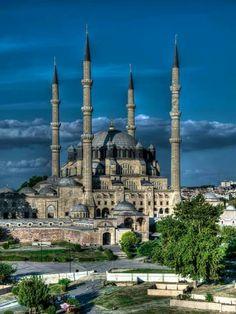Selimiye Camii / Türkiye