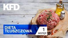 Dieta z Ajwen #1 Dieta tłuszczowa - wstęp, wady i zalety, adaptacja - KFD