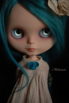 Teal - oh my she is so beautiful.