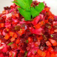 """russischer Salat """"Vinegret"""""""