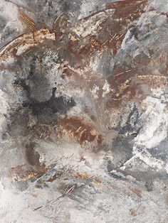 "Apocalypse 2, Acrylic, Calcium Carbonate, Carbon, Graphite, Emulsion and Pigments on Paper, 24"" x 18"", $500, http://transformgallery.com/Erick-sanchez/"