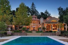 One of my dream homes : )