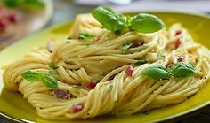 Spaghetti carbonara #lidl #przepis #carbonara #spaghetti