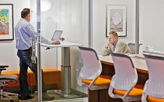 1 | How To Design A Better Office For Both Introverts And Extroverts | Fast Company | business + innovation