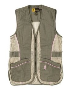 Browning® Sporter II Shooting Vest for Ladies | Bass Pro Shops