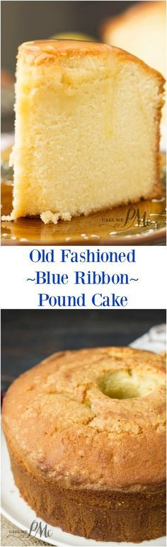 Old Fashioned Blue Ribbon Pound Cake - this is a big, beautiful & delicious cake. Be sure to read all my tips before making! Get the recipe> http://www.callmepmc.com/old-fashioned-blue-ribbon-pound-cake/?utm_campaign=coschedule&utm_source=pinterest&utm_medium=Paula%20%7C%20CallMePMc.com&utm_content=Old%20Fashioned%20Blue%20Ribbon%20Pound%20Cake