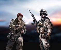 Defensa Nacional - Todo Mini Juegos