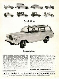 1964 Jeep Wagoneer ad