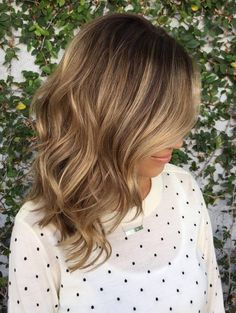 Gorgeous fall hair color for brunettes ideas (10)