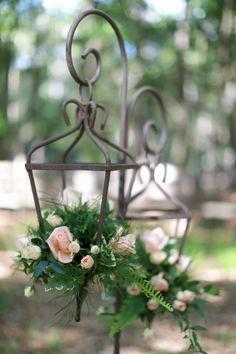 Romantic Savannah Wedding Read more - www. Garden Wedding, Summer Wedding, Dream Wedding, Spring Weddings, Trendy Wedding, Kelsey Rose, Wedding Ceremony, Wedding Venues, Wedding Hire