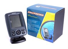 Russian Fishing Boat Fish Finder Multi-language Waterproof Support English Russian 17 Languages