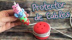 Accesorio Protector de Cable :: Chuladas Creativas (Movil DIY)