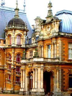 Waddesdon Manor, Buckinghamshire England