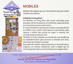 Escola Portuguesa de Feng Shui: MOBILES