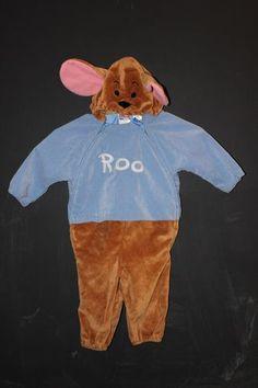 Disney Store Roo Halloween Costume 18 Months Winnie The Pooh Kangaroo | eBay