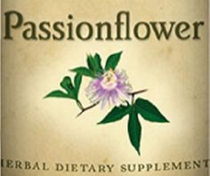 PASSIONFLOWER VINE Tincture for Sleep Rest & Relaxation All Natural Calm Nerves Stress Reducing Nutritional Dietary Supplement Calming Herb