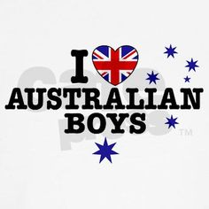 I heart Australian boys!