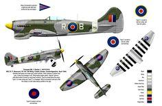 Pin Hawker Tempest Aviation Art Prints on Pinterest