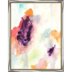 Pure Joy I Framed Wall Art ($922) ❤ liked on Polyvore featuring home, home decor, wall art, framed wall art, abstract home decor, abstract wall art and framed abstract wall art