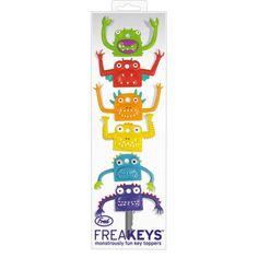 Invotis Schlüsselüberzüge Freakeys Set