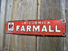 Farmall mail box all paint and airbrush no decals for International harvester decor
