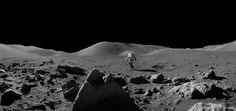 DLR Institute of Planetary Research - Lunar science and technology Aurora, Vr Camera, Moon Surface, Lunar Moon, Sky Hd, Apollo Missions, Space Photos, Magic Carpet, Amazing Adventures