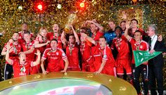 ~ Bayern Munich complete their treble by winning the German Cup ~