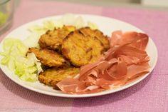 Il Rosti di patate e speck,piatto tipico svizzero a base di patate,semplice e gustoso,dalle molte varianti,cotto in forno,adatto ad un aperitivo fra amici