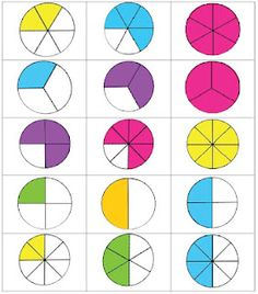 Fraction Freebie!! First 5 to comment get a set FREE