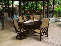 For Prestige Veranda Sling Dining 4396s Set And Other Outdoorpatio Sets At Pride