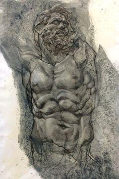 #anatomy #male #figure