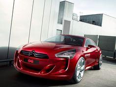 Automobilka Citroen aktivně produkuje velice povedené koncepty, jako je tento Citroen GQ koncept a to nejen supersportu, ale i běžných automobilů