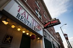 Tai Tung opened in 1935 in Seattle's Chinatown International District; over the years it's been a favorite of many celebrities. (Rebekah Welch / The Seattle Times) Seattle Restaurants, Seattle Food, Seattle Times, Restaurant Signs, Chinese Restaurant, Best Chinese Food, Great Recipes, To Go, Classic