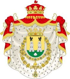 Great Coat of Arms of Duke of Suárez / Grandes Armas del Duque de Suárez.
