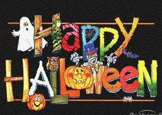 Have a Spooktacular Halloween! Great card to send to clients and prospects this Halloween! Send a card for $1.98 when sharing from Sendcere.com