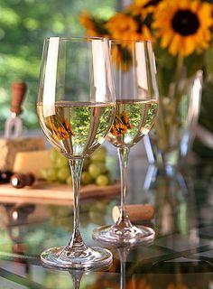 *Just enjoying a glass on a beautiful autumn day.