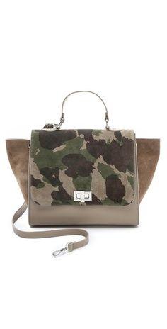 #shopbop #oneby super cute camo bag