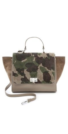 ONE by Camo Classic Satchel