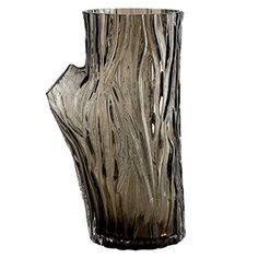 Smoked trunk vase. Want it.