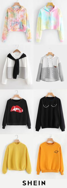 Cheap & cozy sweatshirts