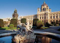 Viking River Cruises - Nuremberg to Budapest - Vienna Kunsth Museum, Austria