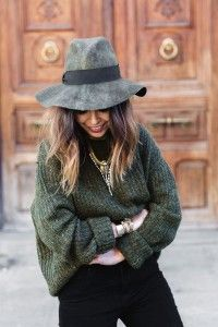 Great hairlooks - wearing a hat - Hair4u Trendnews