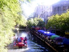 San Antonio, TX...love going to the Riverwalk!!