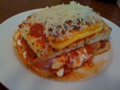 Keto Diet Recipes - Low Carb Keto Lasagna Recipe