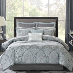 Found it at AllModern - Lavine 12 Piece Comforter Set