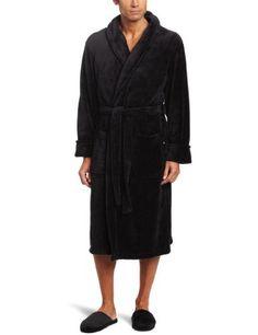 Joseph Abboud Men's Corel Fleece Robe With Slipper, Black, One Size Joseph Abboud, http://www.amazon.com/dp/B008CN4USA/ref=cm_sw_r_pi_dp_jvUMqb04794FM