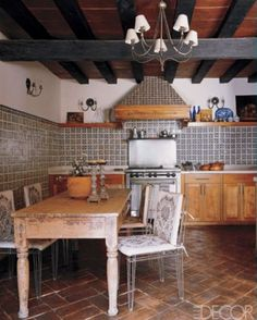 San Miguel de Allende kitchen - something about its simplicity